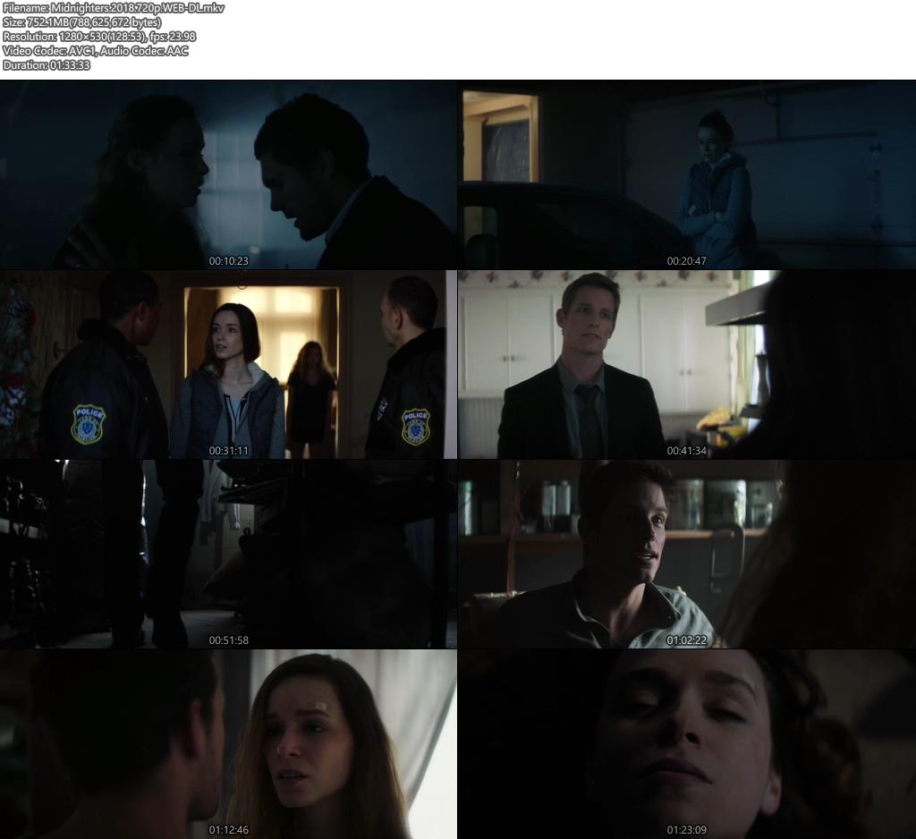 Midnighters 2018 720p WEB-DL | 300MB 480p | 100MB HEVC Screenshot