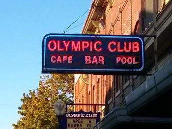 Brewpub Grub: Gyro Sandwich, McMenamins Olympic Club Hotel