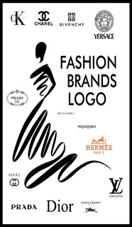 EDIBLE IMAGE FASHION BRANDS LOGO