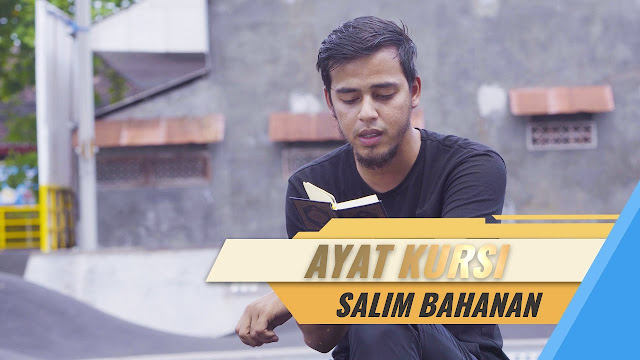 Download Ayat Kursi Salim Bahanan Suara Merdu Mp3