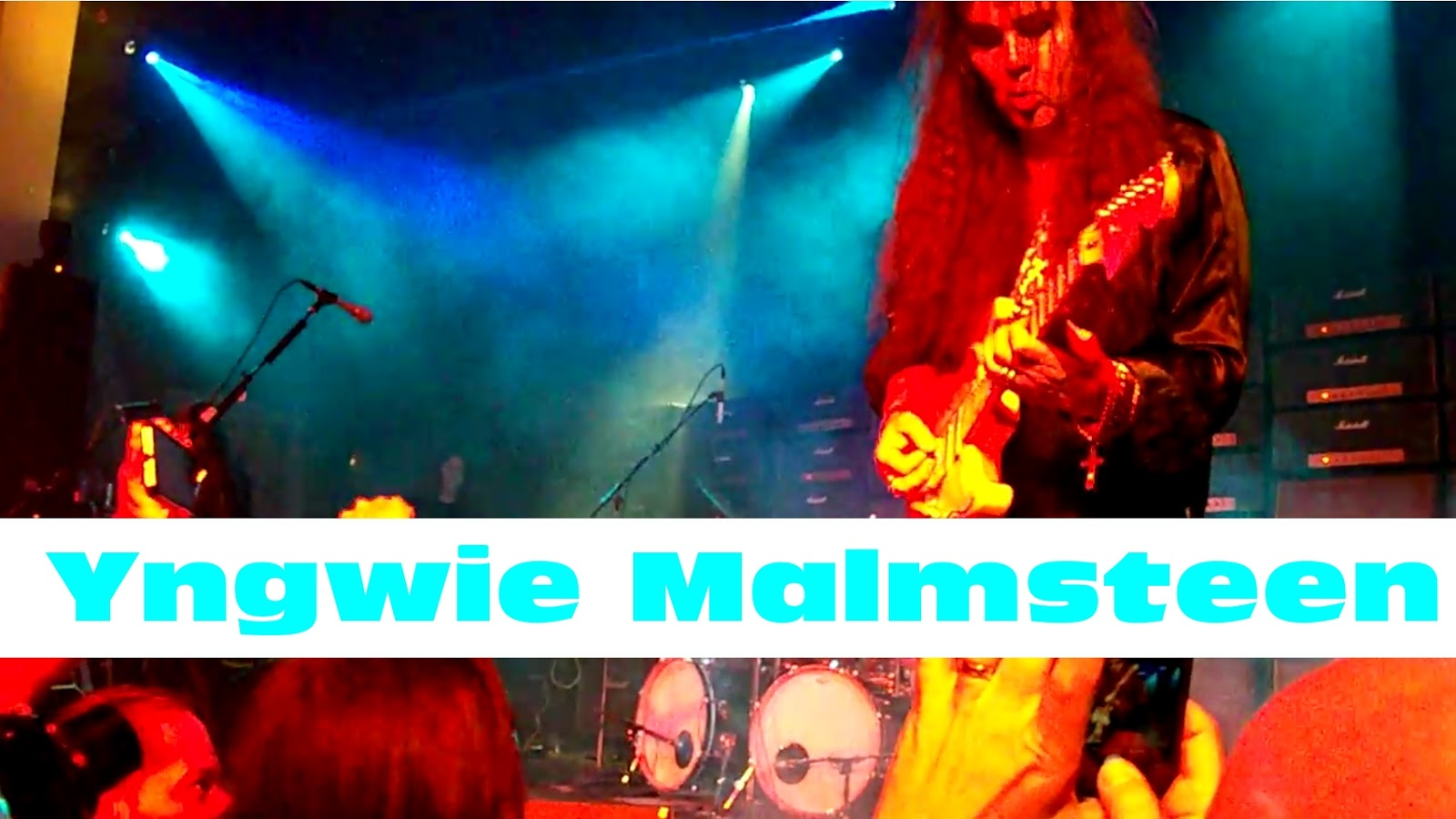 Yngwie Malmsteen: Live at State Theater in Falls Church VA 2017