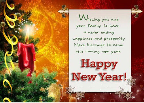 Best Greeting Cards Of Happy New Year 2018
