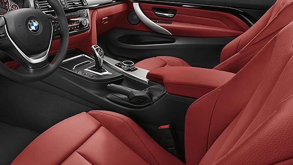 Interior BMW Serie 4 Cabrio