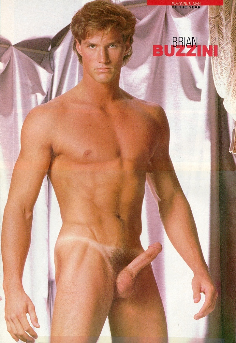 Naked Male Hotties Brian Buzzini-5886