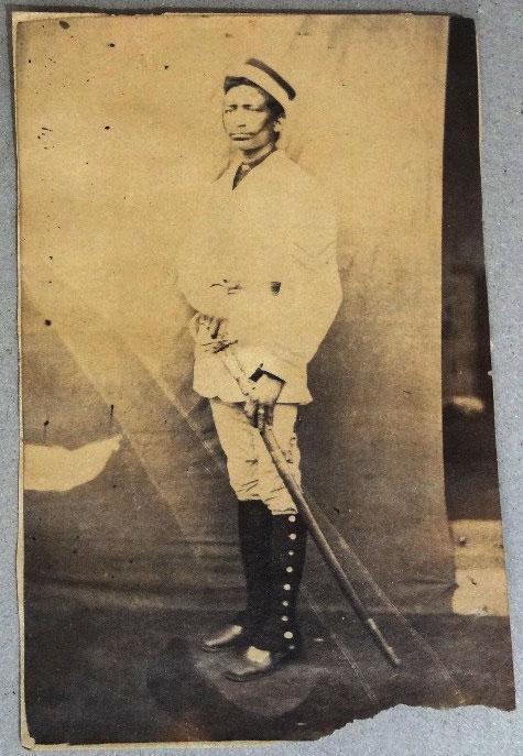Unindentified Indian Regiment - c1890's