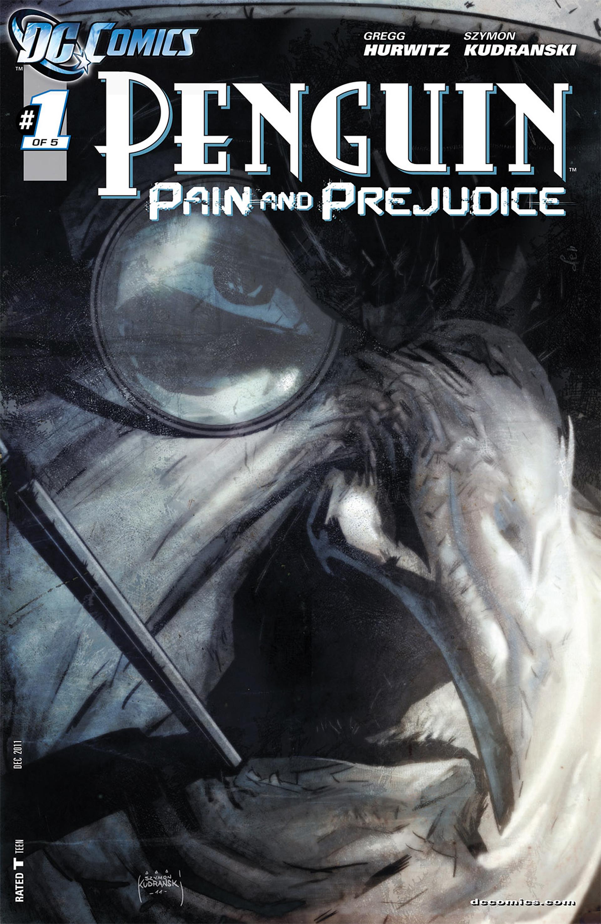 Penguin: Pain & Prejudice 1 Page 1