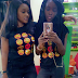 photo-mercy aigbe and daughter steps out with same wear