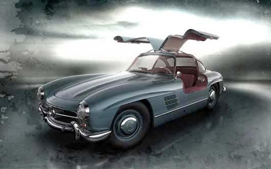 Making Of 'Mercedes-Benz 300SL (1955)'