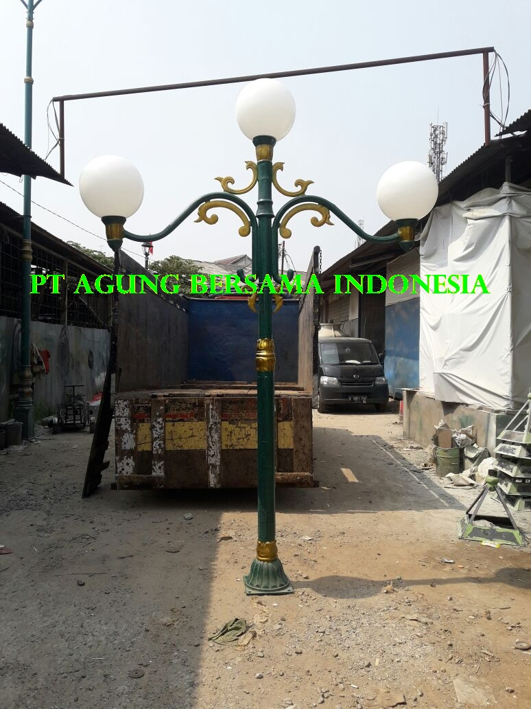 Harga Jual Tiang Lampu Taman Bandung Antik Klasik Minimalis Abi Tiang Lampu Jual Murah Tiang Antik Lampu Taman Jalan Decorative Tiang Pju Dekoratif