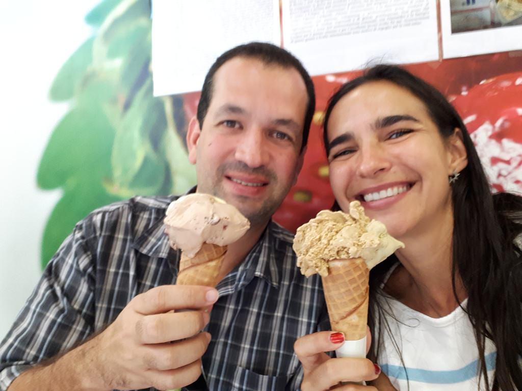 O melhor sorvete do mundo