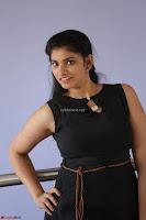 Khanishka new telugu actress in Black Dress Spicy Pics 45.JPG