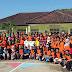 Pelatihan Jr NBA Curriculum Teacher Training in South Sumatera Kabupaten OKU Timur 2017