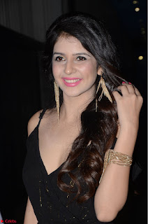 Kashish Vohra at Rogue Movie Audio Launch ~  (13).JPG