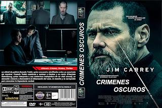 CARATULADARK CRIMES - CRIEMES OSCUROS - 2018 [COVER DVD]