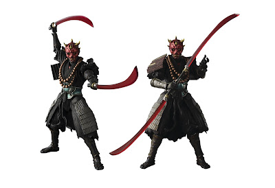 Star Wars Ronin Sohei Darth Maul Meisho Movie Realization Action Figure