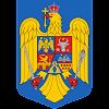 Logo Gambar Lambang Simbol Negara Rumania PNG JPG ukuran 100 px