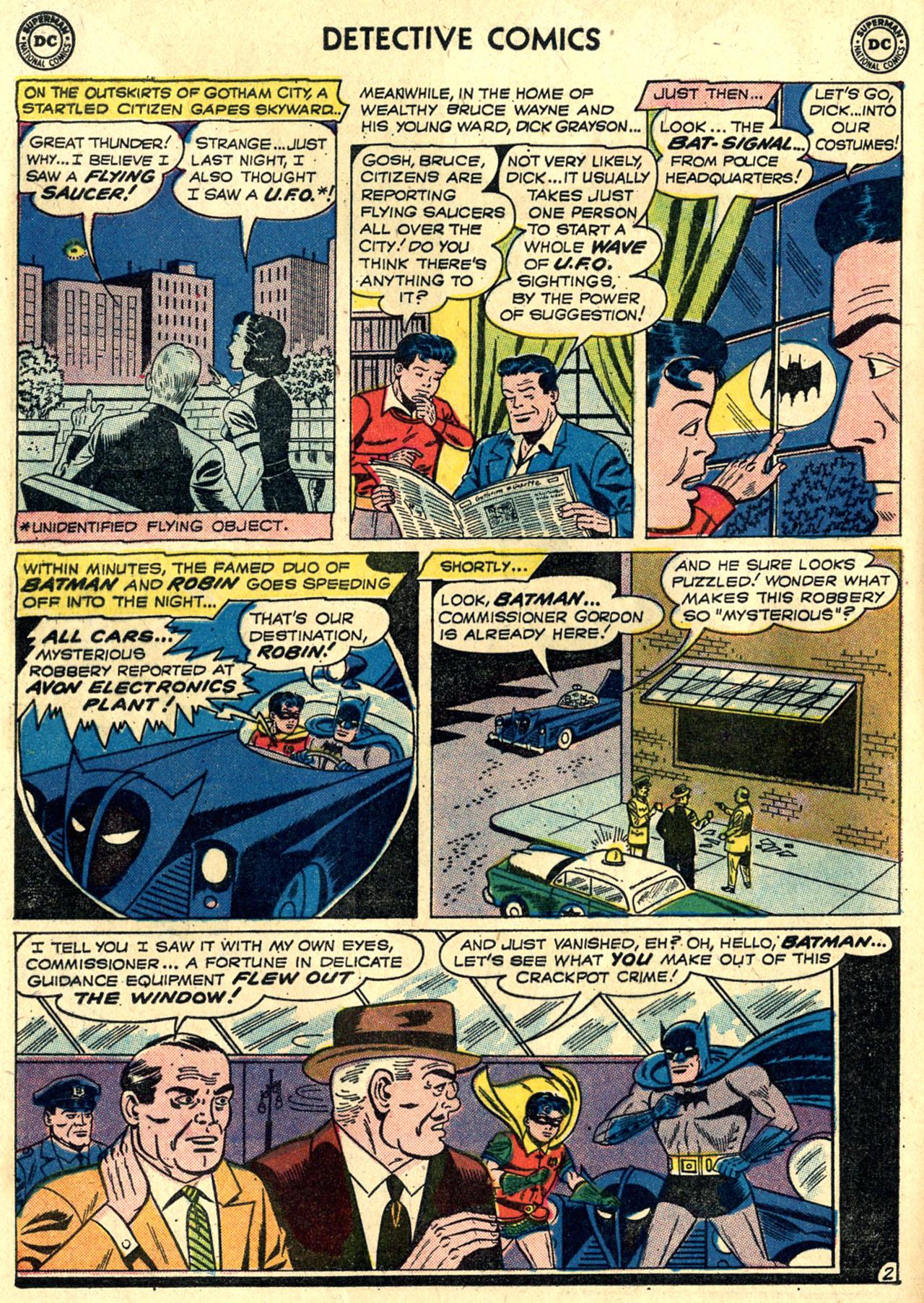 Detective Comics (1937) 266 Page 3