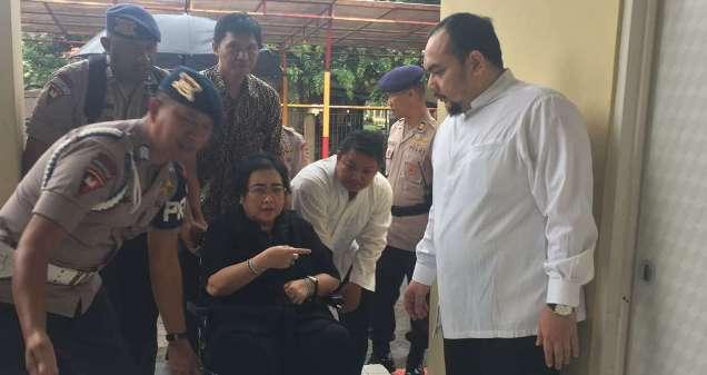 Ditangkap Atas Dugaan Makar, Rachmawati Soekarnoputri Terancam Penjara Seumur Hidup