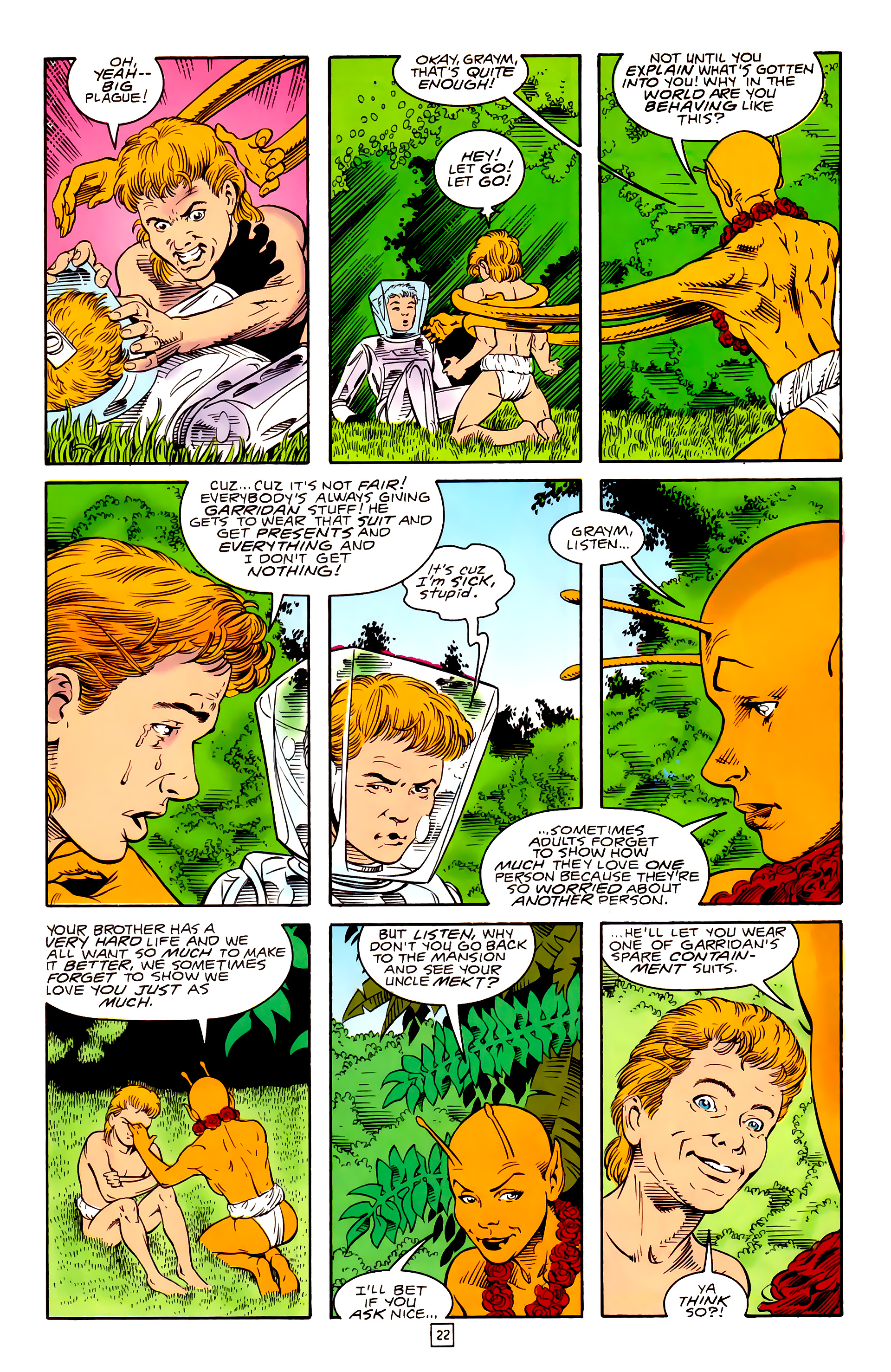 Legion of Super-Heroes (1989) _Annual_3 Page 49