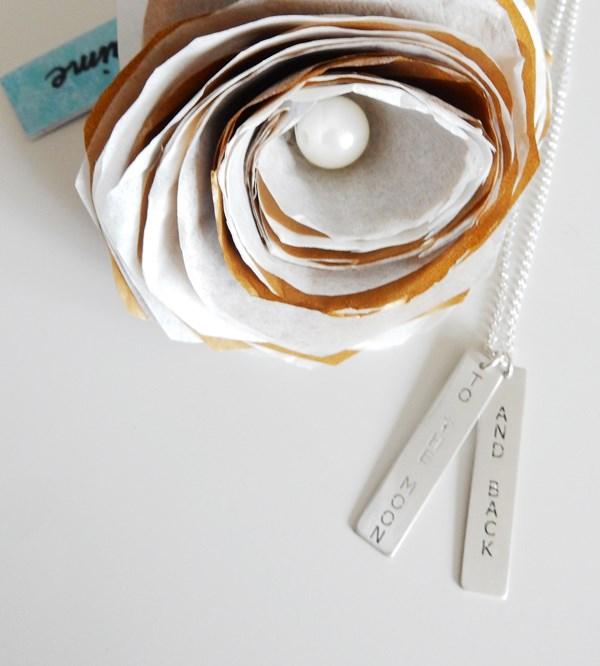 DIY : Fleur en papier de soie pour la Saint Valentin
