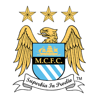 Logo Dream League Soccer 2016 Klub manchester city