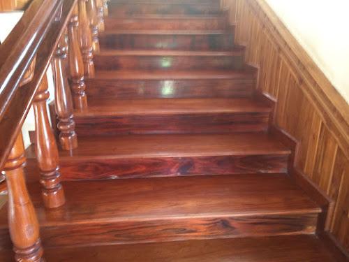 花梨の階段