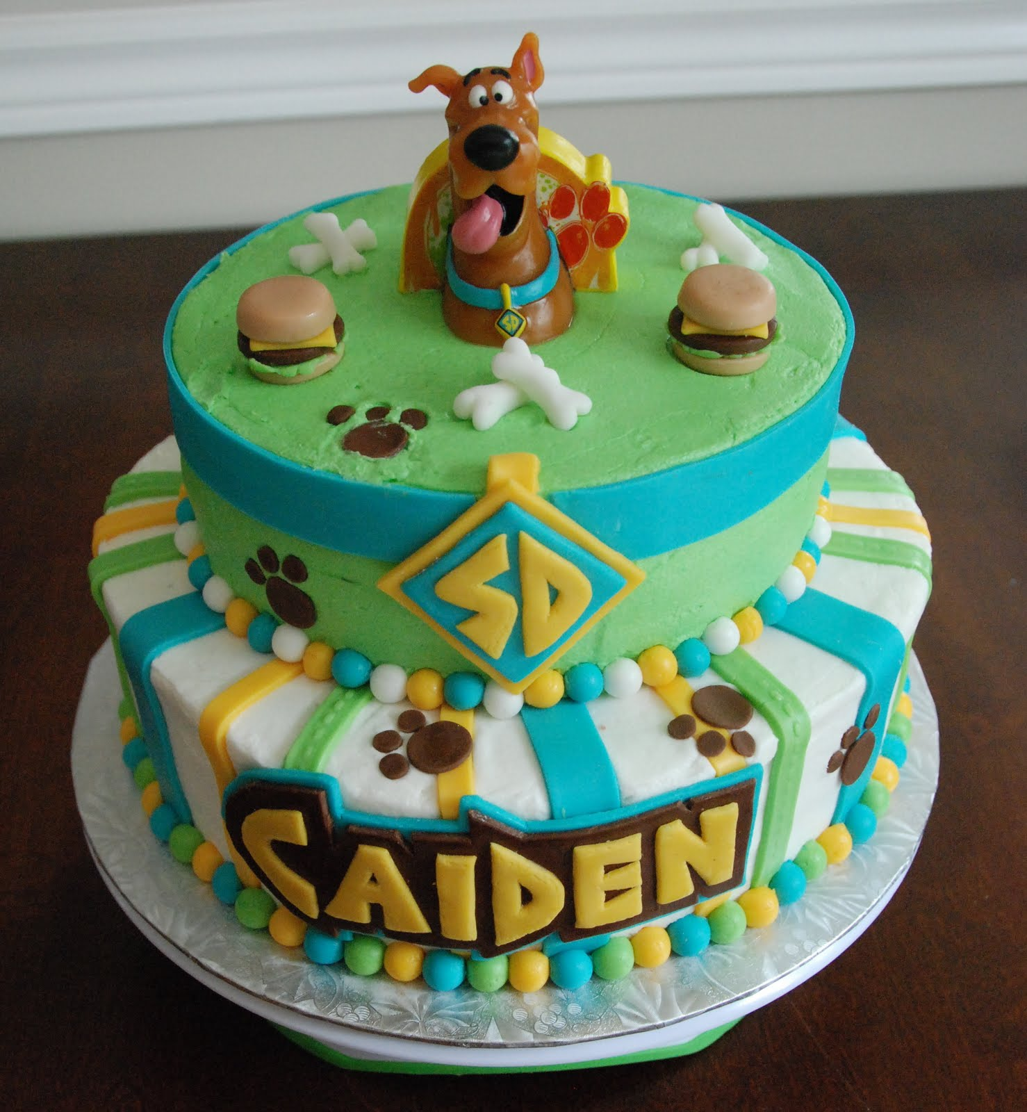 Scooby Doo Baby Shower Theme: Cake Creations By Trish