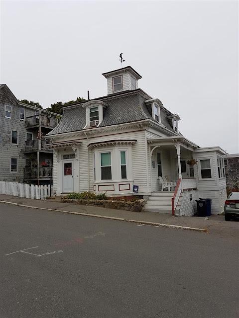 Max Dennison's House Salem Ocean Ave