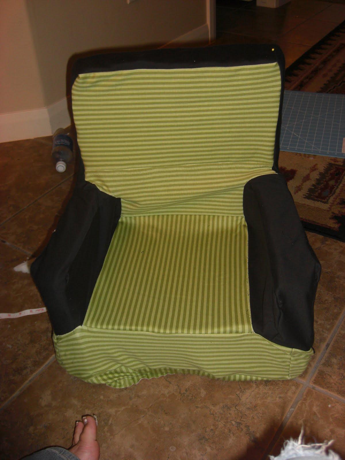 Foam Toddler Chair Clear Mat A Little Bit Of Everything Diy Customized Kids