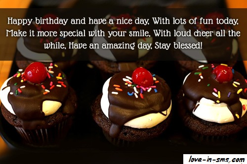 Make the next birthday you celebrate a special one and personalize your birthday wishes with a few happy birthday quotes. You can't go wrong ...happy birthday to you