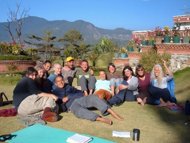Kopan Monastery Course Study Group