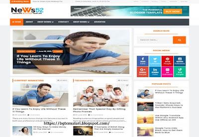 News52 Blogger