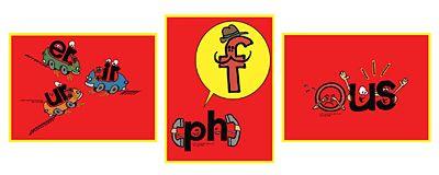 "FREE Secret Stories® Phonics Mini-Poster Anchors ""Appetizer"" Pack!"