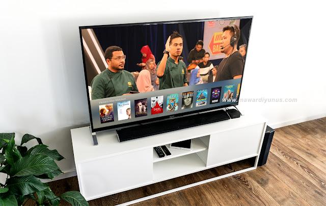 TONTON RANCANGAN VERSUS 1001 RASA BABA'S DI TV3