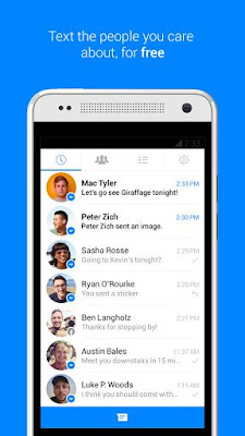 Facebook Messenger 58.0.0.44.78 APK for Android Terbaru