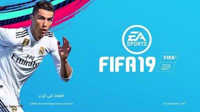 PES 2017 Theme FIFA 19 Graphic Menu
