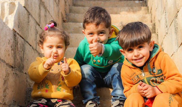 Perkembangan Sosial Pada Anak