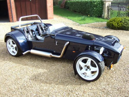It Is Offered As A Kit, And Is A Popular Choice Among Kit Car Builders. It  Has A Multi Tube Triangulated Steel Space Frame ...