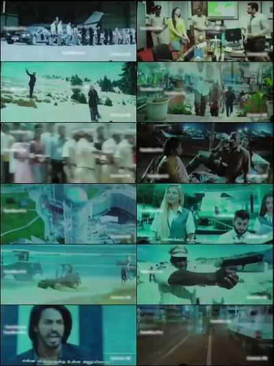 Singam 3 (2017) Tamil 300mb DVDScr