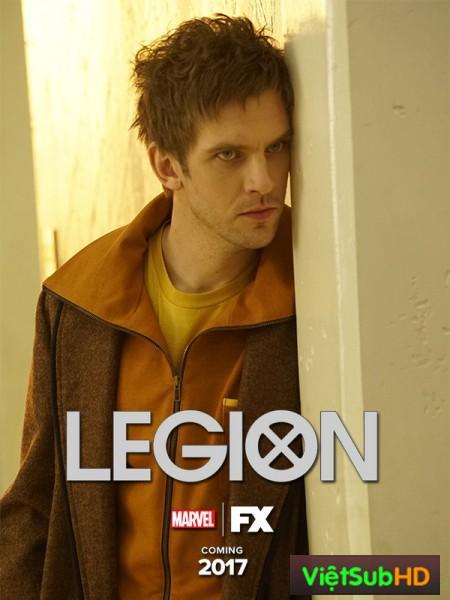 Dị Nhân Legion (phần 1)