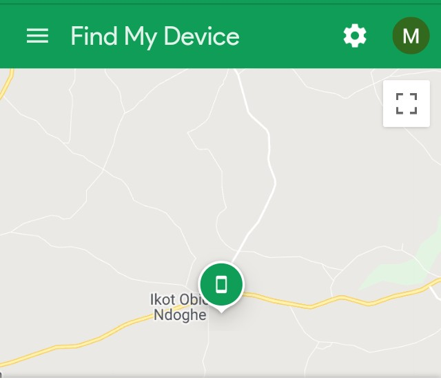 How do I track my stolen phone