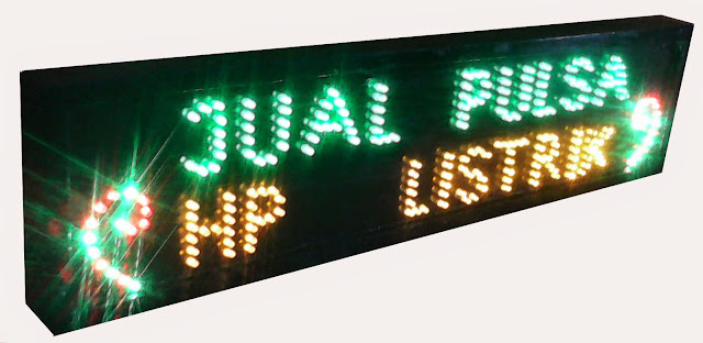 papan led display