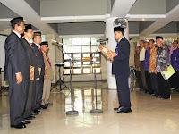 4 Wakil Rektor Universitas Muria Kudus Dilantik