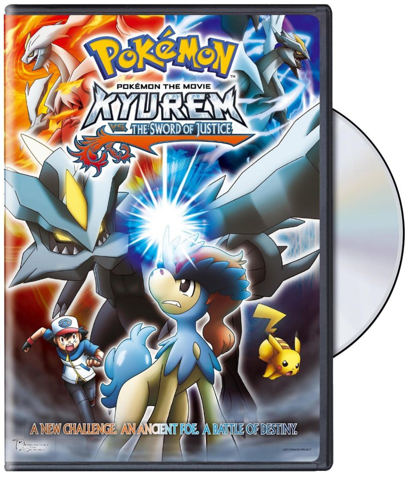 Pokemon 15: Kyurem vs. The Sword of Justice
