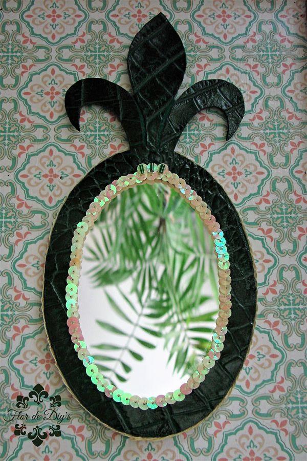 espejo-piña-flor-de-diys