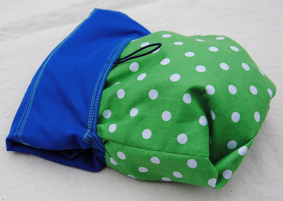 Reusable Shopping Bag. Pattern & Tutorial