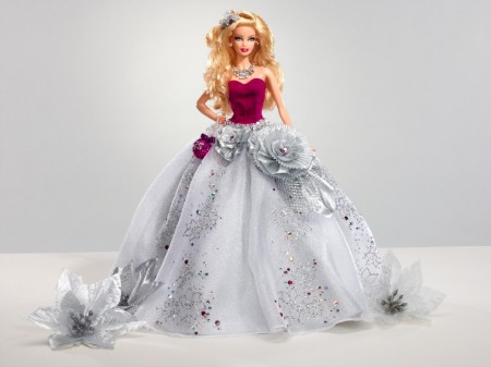 barbie doll good morning images