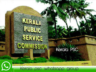 *Kerala PSC* 2018 Whatsapp Group Joining Links