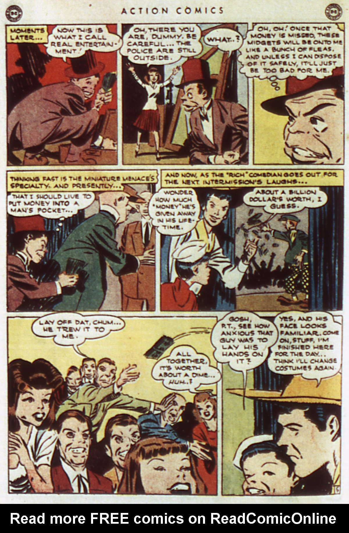Read online Action Comics (1938) comic -  Issue #96 - 28