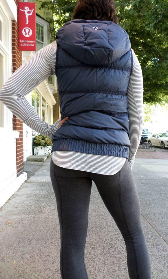 Lululemon Addict Herringbone Wunder Under Pants Awesoma